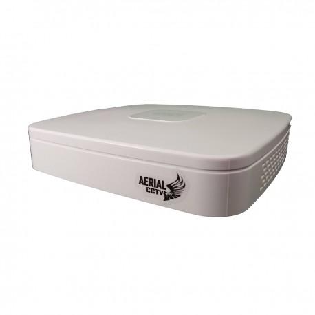 4 Channel Smart 4PoE 4K H.265 Network Video Recorder